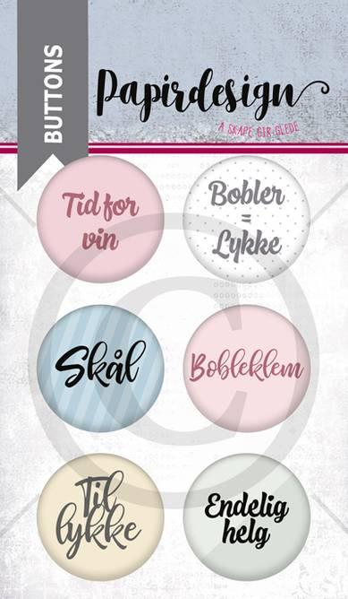 Bilde av Bobler (6 buttons)