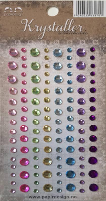 Bilde av Krystaller, assortert (6)