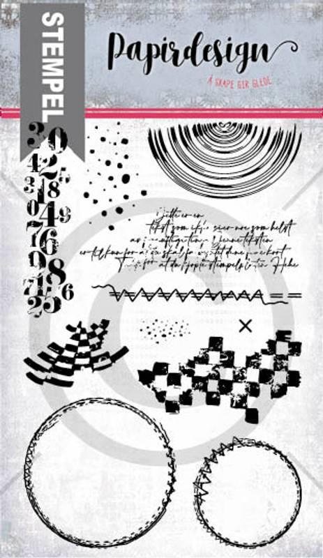 Bilde av PD 2000359 Tekstur (6 stempel )