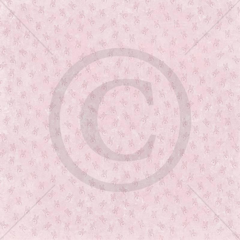 Bilde av PD1900024Tohjuling, rosa (25 ark )