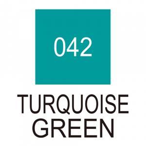 Bilde av Zig Clean Color Real Brush 042 Turquoise Green