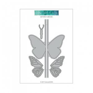 Bilde av Concord & 9th Butterfly Card Dies