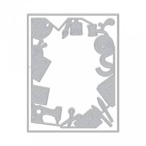 Bilde av Hero Arts Crafting Border Fancy Die with Frame