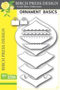 Bilde av Birch Press Design Ornament Basics Dies