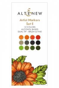 Bilde av Altenew Artist Markers Set E