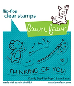 Bilde av Lawn Fawn Dandy Day Flip-Flop Dies