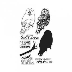Bilde av Hero Arts Color Layering Owl