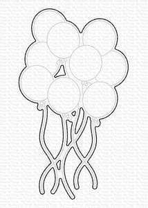 Bilde av MFT Balloon Bundle dies