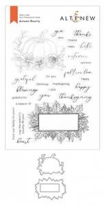 Bilde av Altenew Autumn Bounty Stamp & Die Bundle
