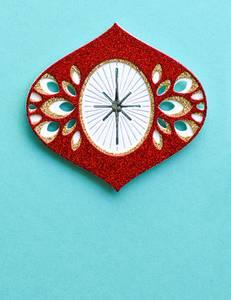 Bilde av Birch Press Design Twinkle Ornament Dies