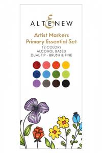 Bilde av Altenew Artist Markers Primary Essential Set