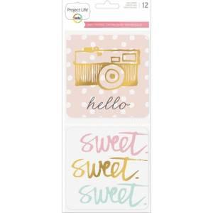 Bilde av Project Life Sweet Edition 4x4 Cards