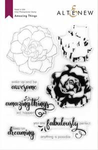 Bilde av Altenew Amazing Things Stamp Set