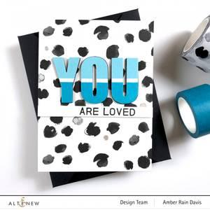 Bilde av Altenew Painted Dots Washi Tape