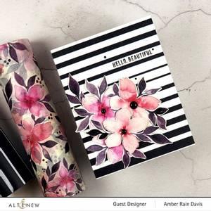 Bilde av Altenew Calming Bouquet Washi Tape