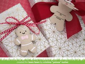 Bilde av Gingerbread Friends Die