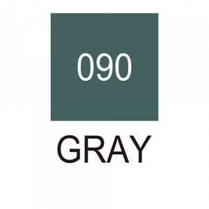 Bilde av Zig Clean Color Real Brush 090 Gray