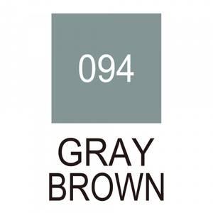 Bilde av Zig Clean Color Real Brush 094 Gray Brown