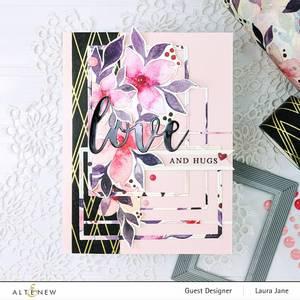 Bilde av Altenew Deco Lines Washi Tape