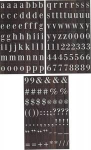 Bilde av Heidi Swapp Letter Stickers