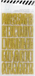 Bilde av Heidi Swapp Glitter Letter Stickers
