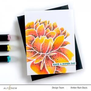 Bilde av Altenew Mega Bloom Stencil