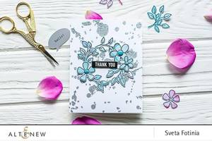 Bilde av Altenew New Day Card Kit Enamel Dots