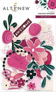Bilde av Altenew Wildflower Pink Posy Ephemera