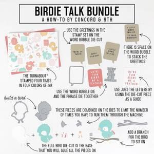 Bilde av Concord & 9th Birdie Talk Dies