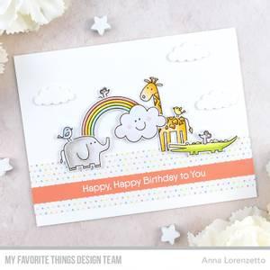 Bilde av MFT Double the Fun stamp set
