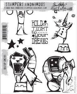 Bilde av Stampers Anonymous Big Top Stamp Set