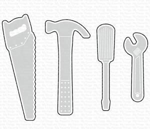 Bilde av MFT Let's Tool Around dies
