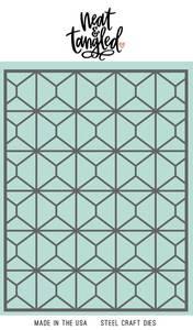 Bilde av Neat & Tangled Cubic Cover Plate Die