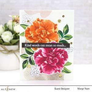 Bilde av Altenew Build-A-Flower: Camellia Japonica