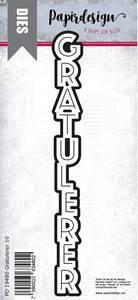 Bilde av Papirdesign Gratulerer 10 dies