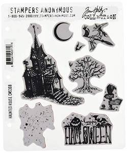 Bilde av Stampers Anonymous Haunted House Stamp Set