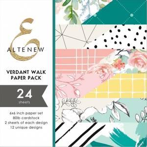 Bilde av Altenew Verdant Walk Paper Pack