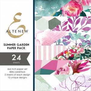 Bilde av Altenew Summer Garden Paper Pack
