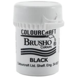 Bilde av Colourcraft Brusho Black