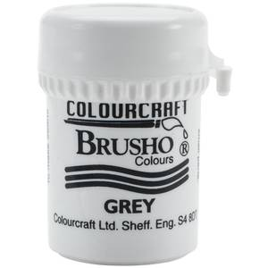 Bilde av Colourcraft Brusho Grey