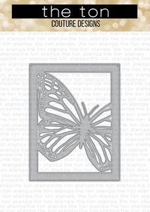 Bilde av The Ton Monarch Butterfly Coverplate Die