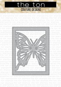 Bilde av The Ton Swallowtail Butterfly Coverplate Die
