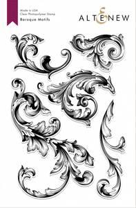 Bilde av Altenew Baroque Motifs Stamp Set
