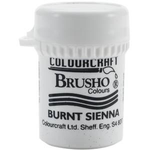 Bilde av Colourcraft Brusho Burnt Sienna