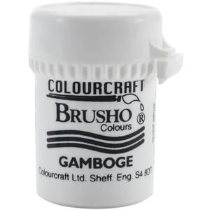 Bilde av Colourcraft Brusho Gamboge