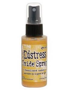 Bilde av Distress Oxide Spray Fossilized Amber