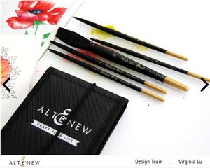 Bilde av Altenew Artists' Watercolor Brushes - Round