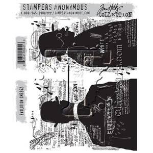 Bilde av Stampers Anonymous Evolution Stamp Set