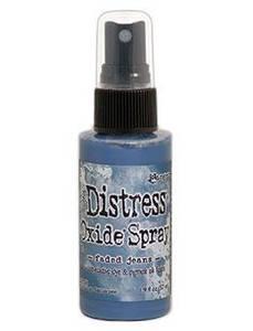Bilde av Distress Oxide Spray Faded Jeans