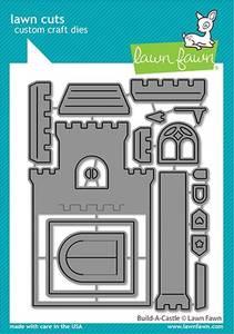 Bilde av Lawn Fawn Build-A-Castle Dies